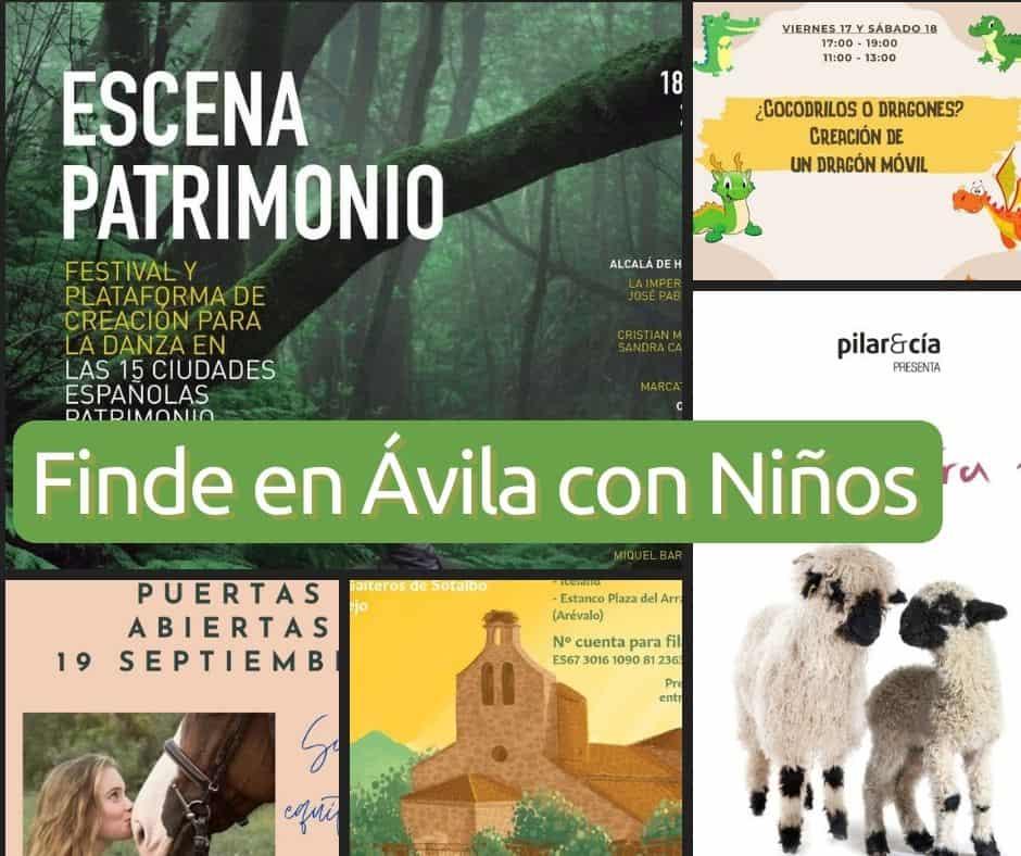 planes para el fin de semana en Ávila