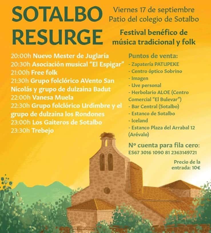 Sotalbo Resurge