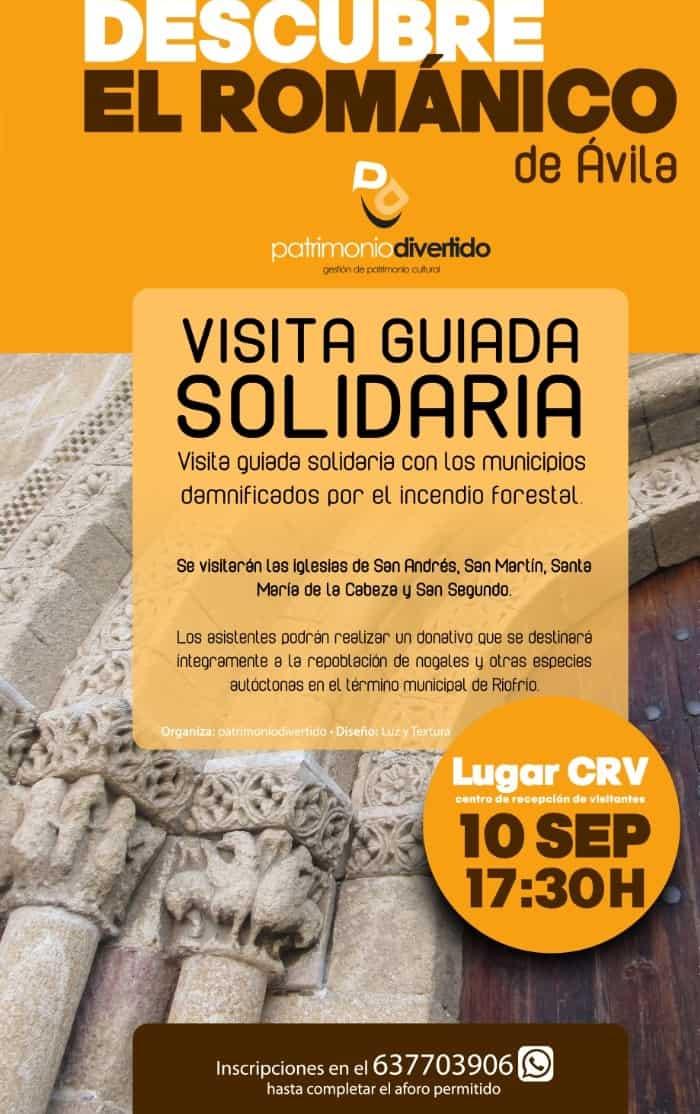 Visita guiada solidaria