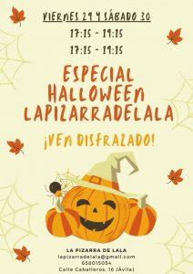 Especial Halloween Lala