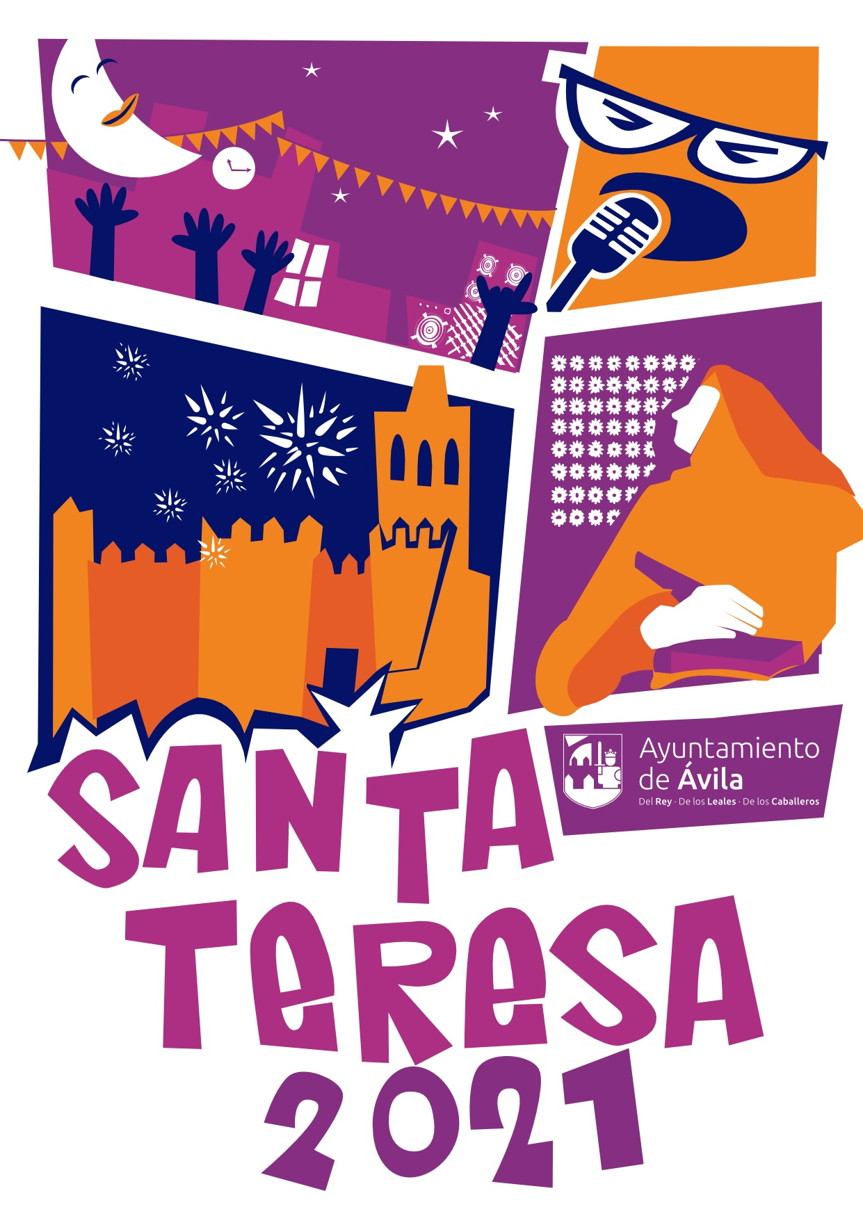 Fiestas La Santa 2021